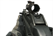UMP45 ACOG Scope MW3