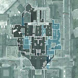 Underground minimap MW3