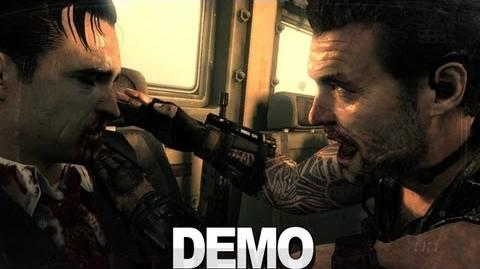 Call of Duty Black Ops 2 - 11-Minute Extended Demo - E3 2012