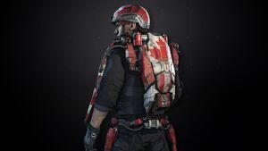Canada Exoskeleton Pack AW