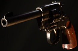 Enfield No. 2 Model WWII
