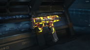 L-CAR 9 Gunsmith model Firebrand Camouflage BO3