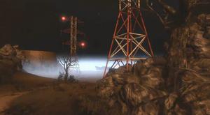 Tranzit pylon BOII