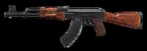 AK-47 menu icon CoDO