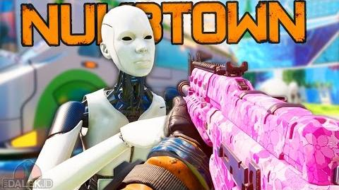 "Black Ops 3 NUKETOWN *NEW* EASTER EGG! - Mannequin ""WEEPING ANGELS"" Easter Egg (COD BO3 Nuketown)"