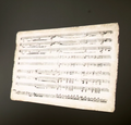 Music Sheet CoD WWII
