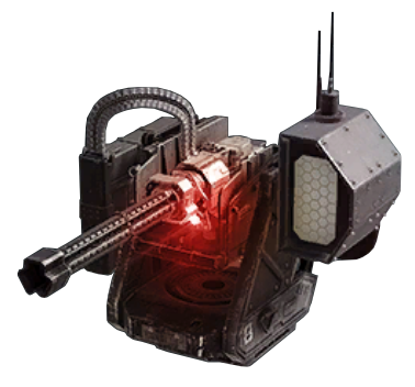 Remote Turret Menu Icon AW