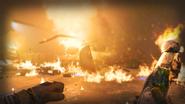 Wild Fire achievement image CoDMW