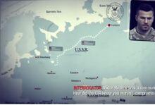 ZSRR mapa