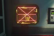 Лазерная оконная ловушка установлена iwz