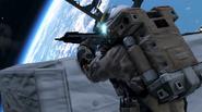 ARX-160 в космосе