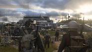 Call of Duty WWII нубцы в штабе