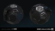 Flechette Grenade concept IW