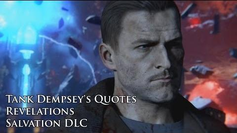 "Revelations - Tank Dempsey's quotes sound files (Black Ops III ""Salvation"" DLC)"