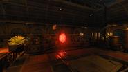 Szybka podróż Dead of the Night szklarnia laboratorium