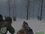 Миномётный обстрел (Хуртген)