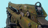 M8A7 First Person Chameleon Camouflage BO3