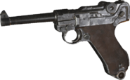 P-08 Model II WWII