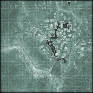 Prologue minimap MW3