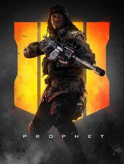 Prophet Artwork BO4