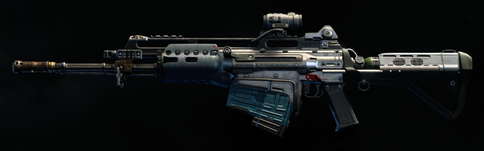 S6 Stingray | Call of Duty Wiki | FANDOM powered by Wikia