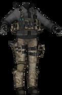 TF141 Desert Assault B MW2