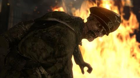 Capt. Miller/Call of Duty: WWII Nazi Zombies Trailer Released