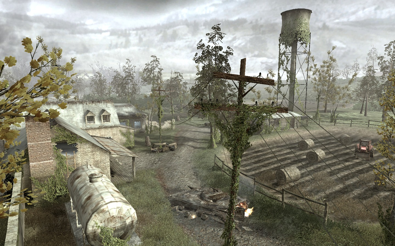 Overgrown | Call of Duty Wiki | FANDOM powered by Wikia on