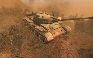 T-55 S.O.G. BO