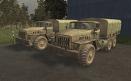 Ural 4320 2 FNG COD4
