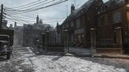 Winter Carentan Ingame View 5