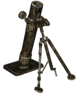 Mortar model BOII