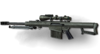 Weapon barrett m95 large