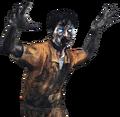 Zombie render BOII