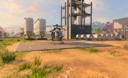 Call of Duty Black Ops 4 AH-6 LB BLK