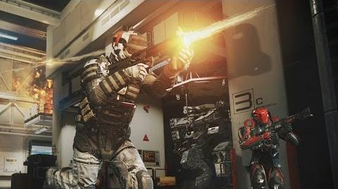 Call of Duty Infinite Warfare - Terminal Multiplayer Map Gameplay