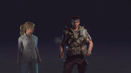 Frank Woods appears next to Savannah in the Immersion BO4