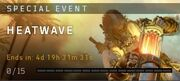 Heatwave Event BO4