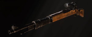 Kar98k menu icon WWII