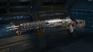 MX Garand Gunsmith Model Cyborg Camouflage BO3