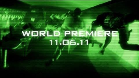 Smuff/Teaser trailer for MW3 live action trailer