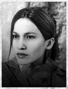 Olivia Durant profile WWII