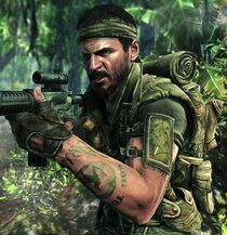 Woods with Commando BO