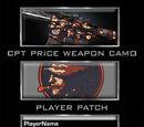 Cpt. Price Legend Pack