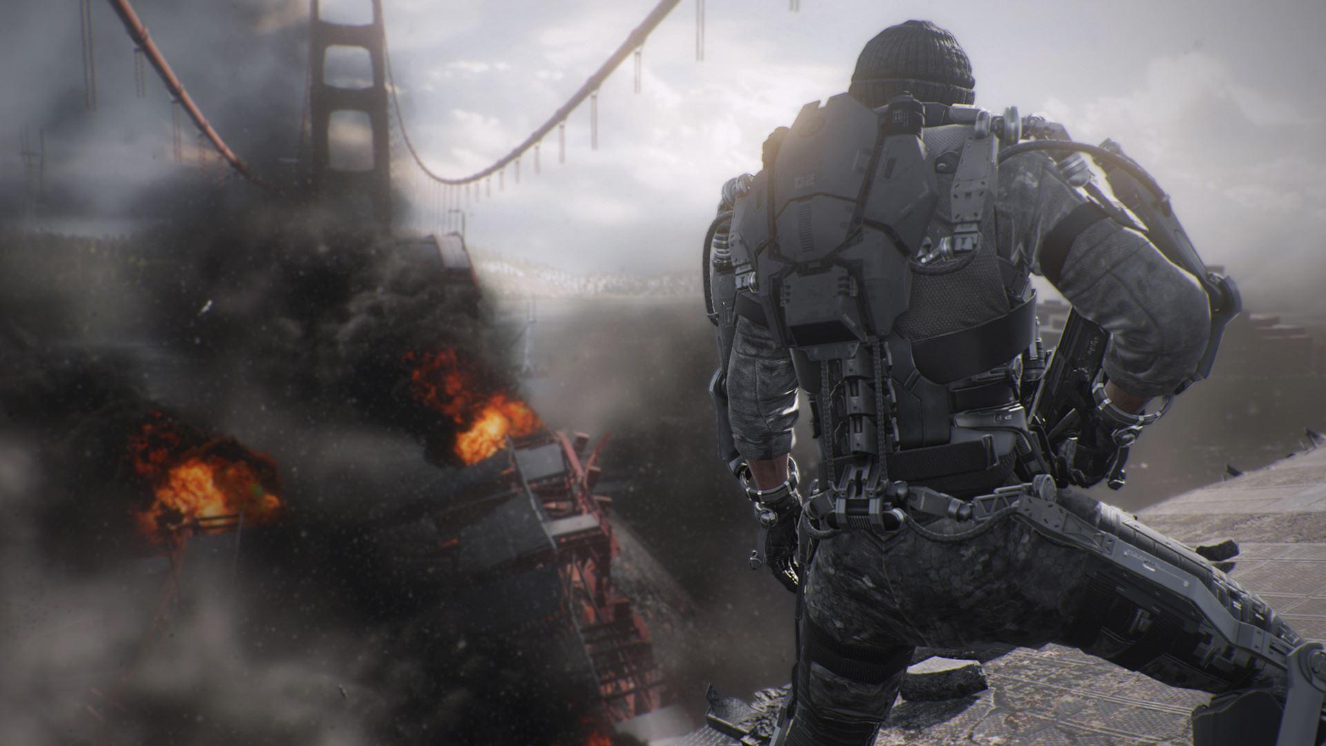 videos of cod advanced warfare