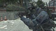 SAS Soldier Skorpion Underground MW3