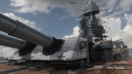USS Texas Loading Screen 1 WWII