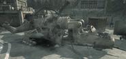 Разбитый Ми-24