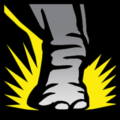 Boots on the Ground trophy icon IW