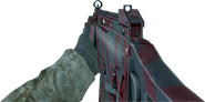 G36C Red tiger CoD4